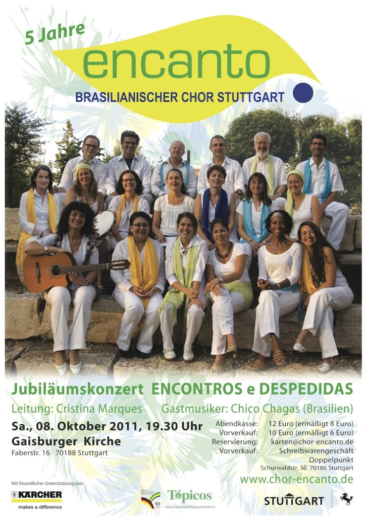 08.10.2011 – Jubiläumskonzert